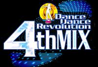 Ddr 4th mix logo