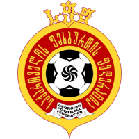 Georgian Football Federation logo (2002-2004)