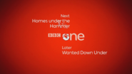 BBC One Snowy Footprint Coming up Next bumper