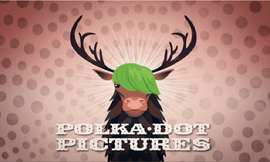 Polka Dot Pictures 2010 logo