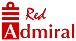 Red Admiral logo