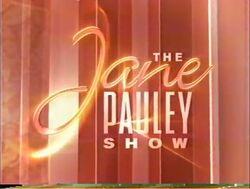 The Jane Pauley Show