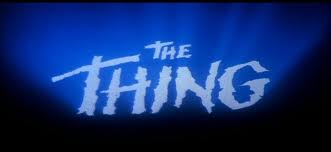 The thing logo