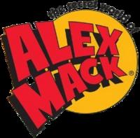 Secret World of Alex Mack logo