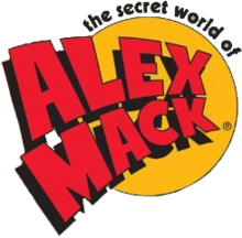 Secret World of Alex Mack logo