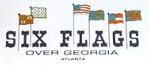 Six Flags Over Georgia Logo 2