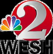 WESH NBC 2 logo