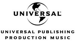 Universal Publishing Production Music logo