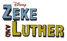 Zeke & Luther - logo