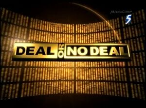 Deal or no Deal Singapore
