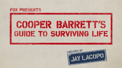 Cooper Barrett's Guide to Surviving Life Title