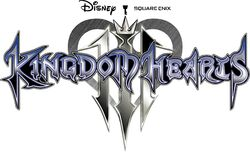 Kingdom Hearts III Logo