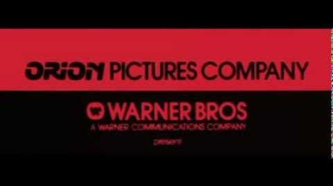 Orion Pictures alternate logo