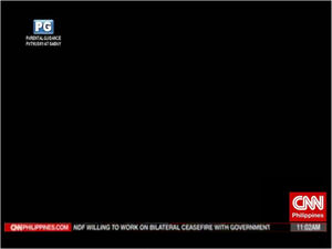 CNNPH Headlines News On Screen Bug