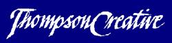 Thompson Creative 1986 logo