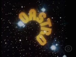 O Astro 1977 abertura