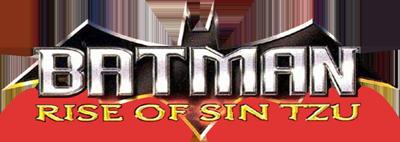 Batman-Rise of Sin Tzu(USA)(En,Fr,Es)