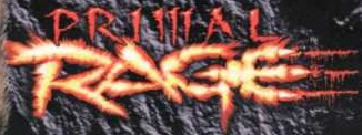 Primal Rage logo