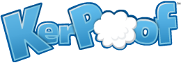 Kerpoof logo 2007