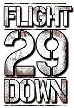 Flight 29 Down Logo