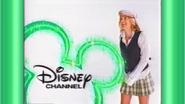 Disney Channel ID - Kirsten Storms (widescreen, 2010)