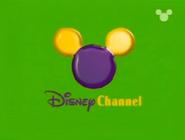 Disney Channel ID - Purple Blob (1999)