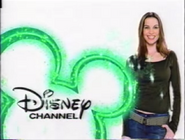 Disney Channel ID - Christy Carlson Romano (2003)