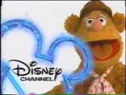 Disney Channel ID - Fozzie Bear (2005, The Muppets Wizard of Oz)