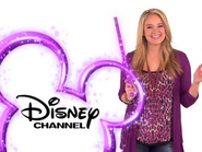 Disney Channel ID - Tiffany Thornton (So Random) (2011)