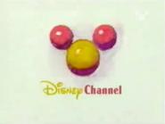 Disney Channel ID - Paint Blob (1999)