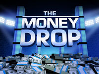 The Money Drop West Cybersland unused logo
