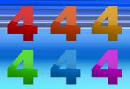 TV4 2014 Various Colors