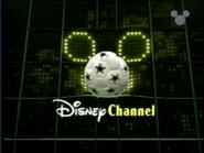 Disney Channel ID - Football (1999)