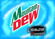 Mountain Dew Revolution logo (Tau)