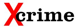 Xcrime logo