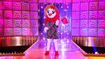 Katya Hello Kitty runway