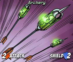 Archery mini