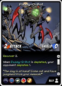 Daddy-O-Bot