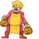 NPC mad confectionist halloween