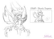 Iris' Shanila Posings Sheets(2)