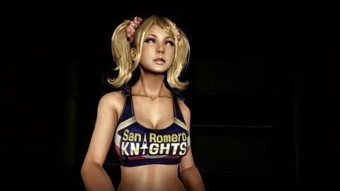 4thGaming - Lollipop Chainsaw Stage 1 - What happened at San Romero High?