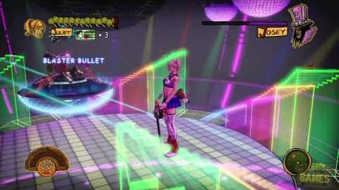 Lollipop Chainsaw Josey Boss Fight with Commentary