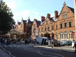 Marylebone station 01