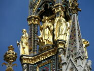 Albert Memorial - Tower Figures