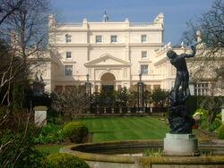 St John's Lodge, Regent's Park