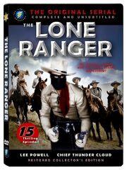 Lone Ranger Serial DVD