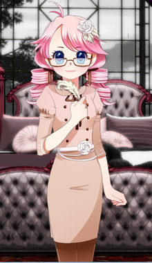 Scholar dress