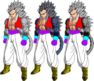 Ligares ssj5 by db own universe arts-d3b70i8