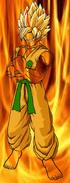 Super Flame Saiyan