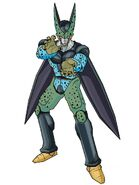 Perfect cell jr.